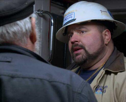 Big Boss Matt Lohnes talks with Herbie